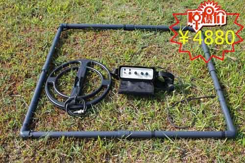 加深版AR-8 Plus脉冲地下金属探测器