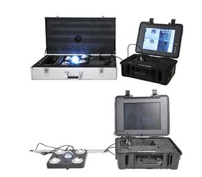 MCD-V8型车底视频检查仪