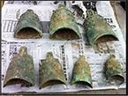 一村民挖出2500年前珍贵青铜器文物上交给国家