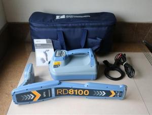 英国雷迪RD8100(原RD8000)地下金属管线探测仪,管道电缆定位仪